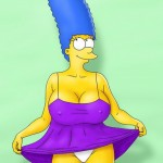 Comic sex with older women - The Simpsons Girls