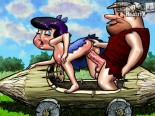 Mature adult toon – Dirty Flintstones sex life
