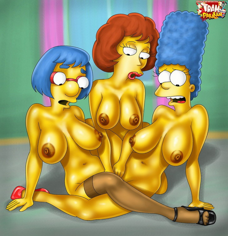 Tram pararam marge simpson sex