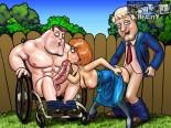 FamilyGuy's wife porn comics - Lois Griffin porn